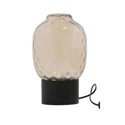 Bubble XL Glazen Tafellamp - Ø21xH34 cm