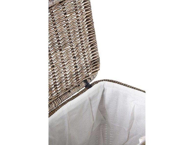 GeWoon Rieten Wasmand Mother Care - 40x25xH30 cm