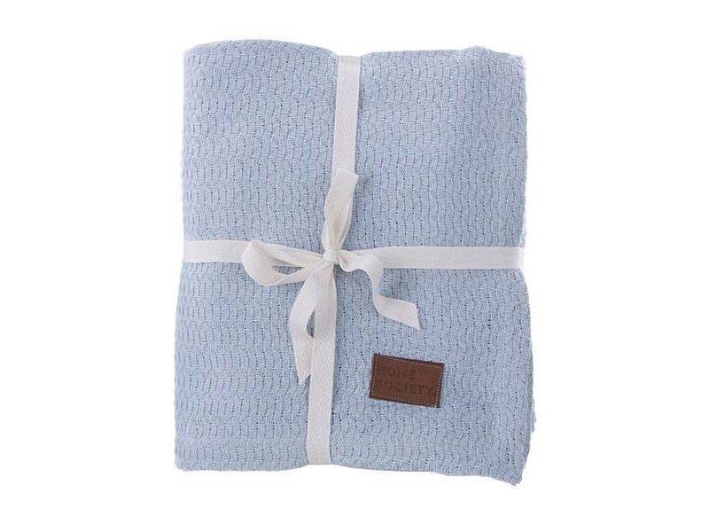 GeWoon Blauw Plaid Zara - 130x170 cm