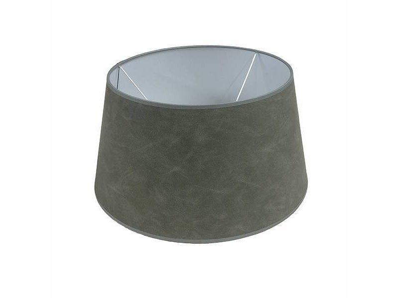 GeWoon Lampenkap Vintage Olijf - Ø45xH23,5 cm