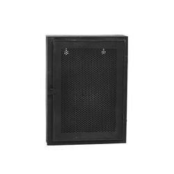 Zwart Wandkastje Wynn - 20x7xH27,5 cm
