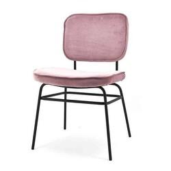 Vice Eetkamerstoel Old Pink - 51x58,5xH85 cm
