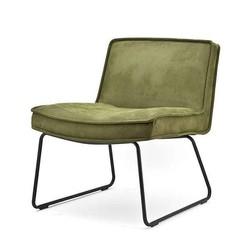 Montana Loungestoel Groen - 66x70xH78 cm