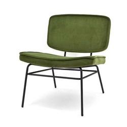 Vice Loungestoel Olive - 63,5x73xH76 cm