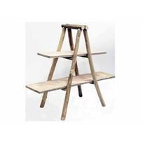 Houten Decoratie ladder - 40x11xH90 cm