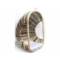 Rotan Hangstoel - 77x73xH118 cm