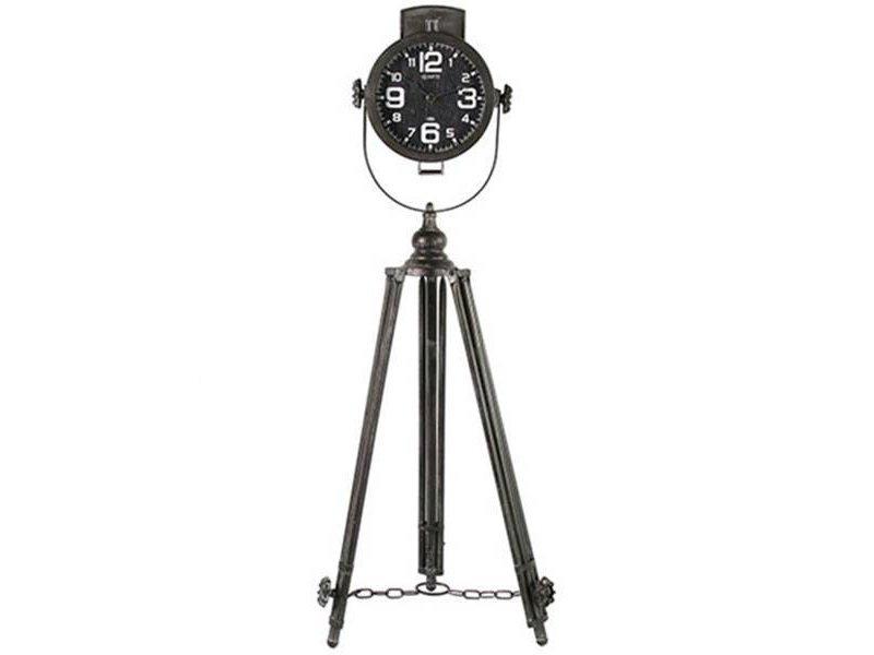 Countryfield Grijze Klok Dion - 54x46xH147 cm