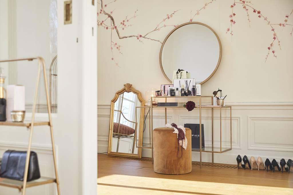Ronde Spiegel Goud : Grote ronde spiegel cm het meest knap ronde spiegel groot