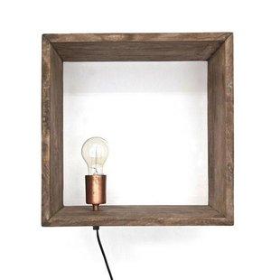 Light in a box Wandplank - 35x24xH35 cm