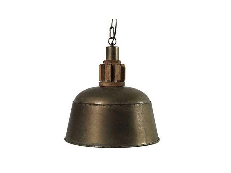 Countryfield Mauk Hanglamp Brons - Ø45xH145 cm