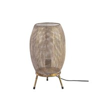 Halton Tafellamp Goud - Ø25xH45 cm