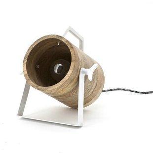 Scotty Tafellamp Wit - 22x19xH24 cm