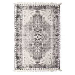Zwart Cana Vloerkleed - 160x230 cm