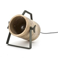 Scotty Tafellamp Groen - 22x19xH24 cm