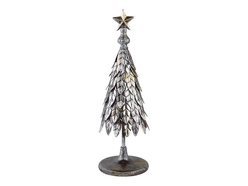 PTMD Collection Blitzer Kerstboom Metaal - Ø15,5xH48 cm