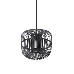 Hanglamp Sundown Zwart - Ø46xH37 cm