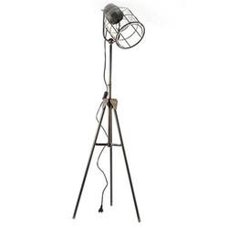 Industriele Metalen Vloerlamp Jody - 21xH124 cm