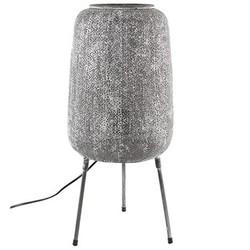 Zinken Tafellamp Noor - Ø27xH60 cm
