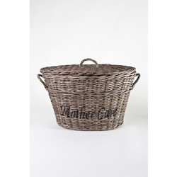 Mother Care Mand Riet - 48x36xH31 cm