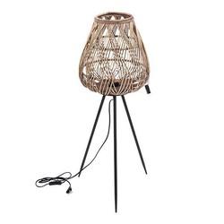 Bamboe Vloerlamp Lenny - Ø31xH97 cm