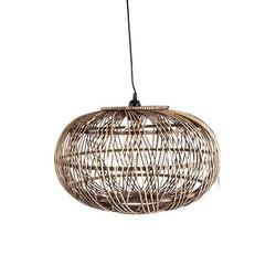 Bamboe Hanglamp - Ø48xH29,5 cm