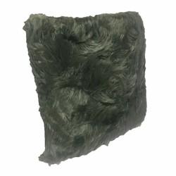 Bonte Sierkussen Olijfgroen - 50xH50 cm