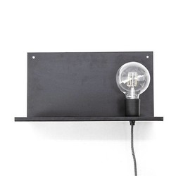 Wandlamp Hyde Ijzer - 38x15xH20 cm