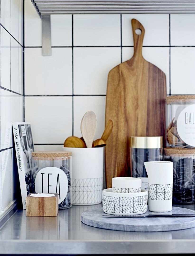 Natuurlijke materialen in je keuken