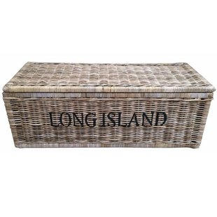 Grote rieten mand XXL - Long Island