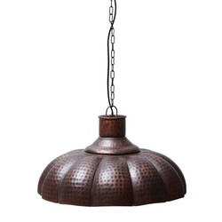 Hanglamp Antiek Koper - 46 cm