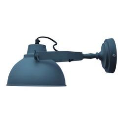 Wandlamp Urban vintage grey - 20x15x36 cm