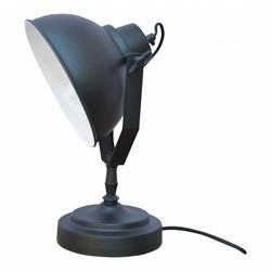 Tafellamp Vintage Black - 20x39x18 cm