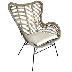Rotan Vlinderstoel - 70x76x90 cm