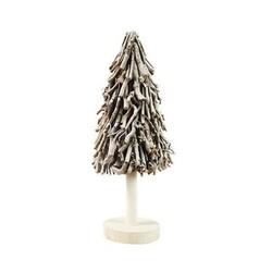 Kerstboom Sidell Wit - Ø30xH70 cm