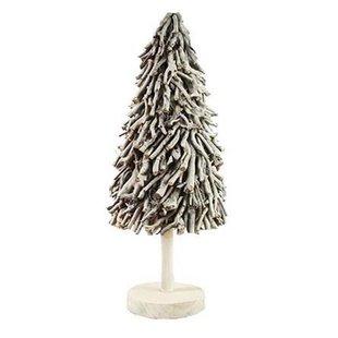 Kerstboom Sidell Wit - Ø35xH100 cm