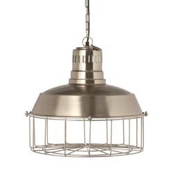 Hanglamp Hamilton Zilver - Ø46xH42 cm