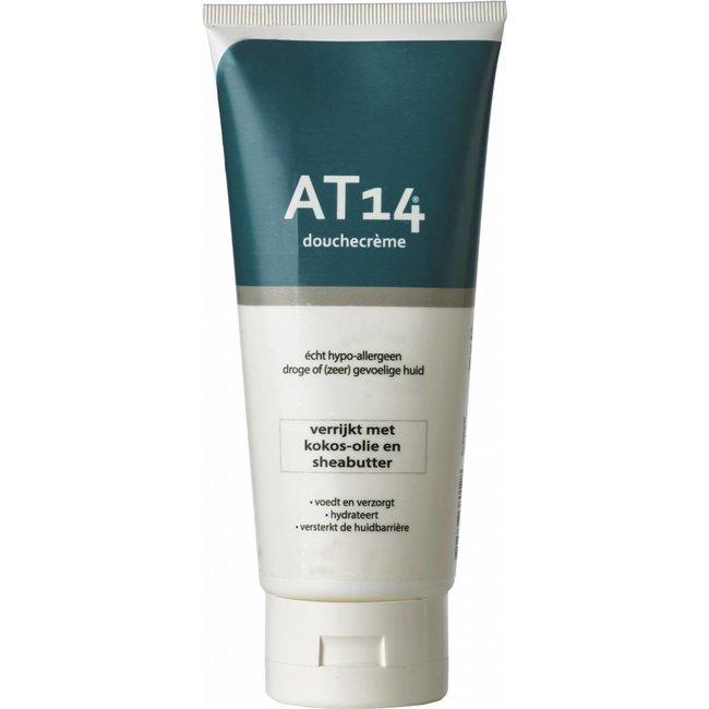 AT14® hypoallergenic shower cream 200ml