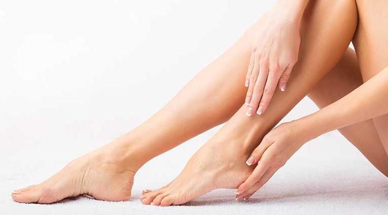 Last van een droge huid op je benen?!