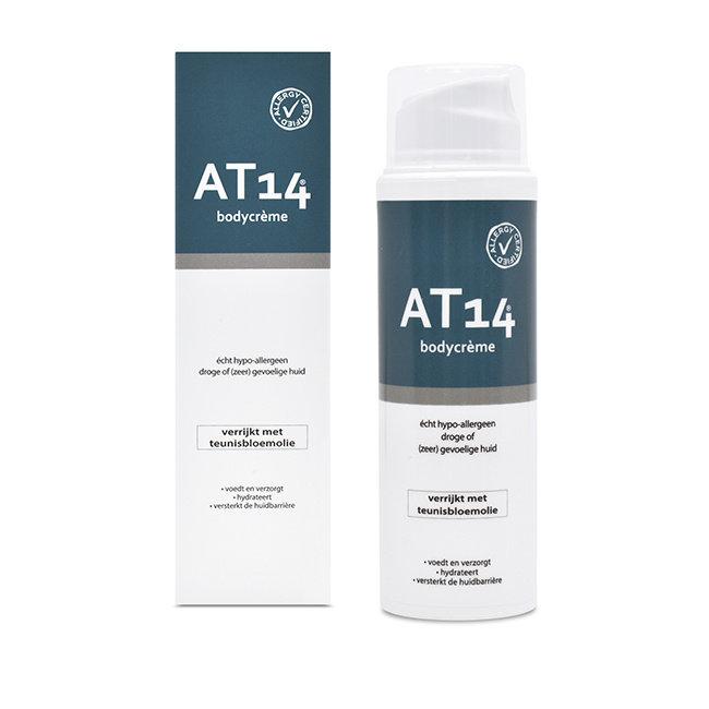 AT14® hypoallergene Körpercreme