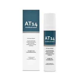 AT14® Skincare AT14® Scalp Lotion - 100ml. Truly hypoallergenic!