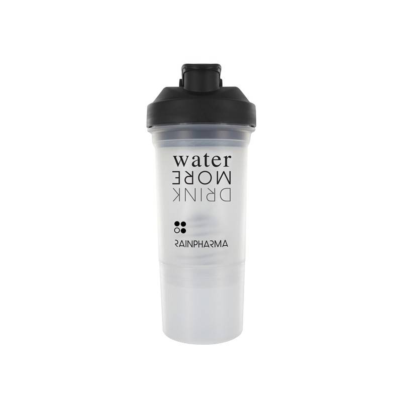 RainPharma RainPharma Shaker 'Drink More Water' 350ml