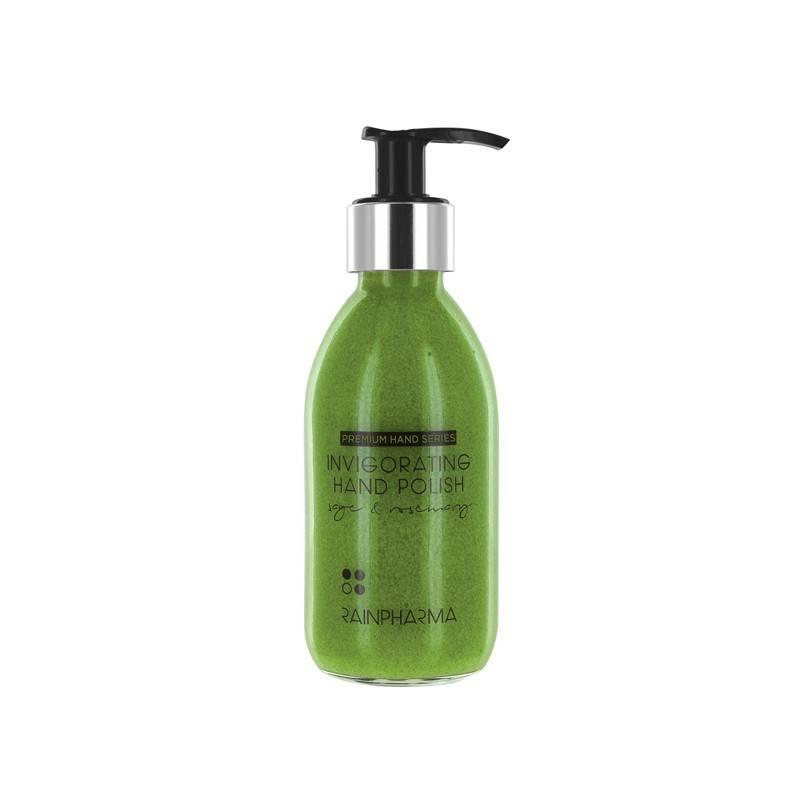 RainPharma Invigorating Hand Polish Sage & Rosemary 200ml