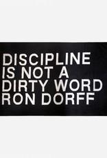 Ron Dorff DISCIPLINE