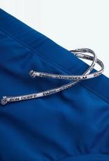 Ron Dorff EYELET EDITION Swim Trunks Blue Cyclades