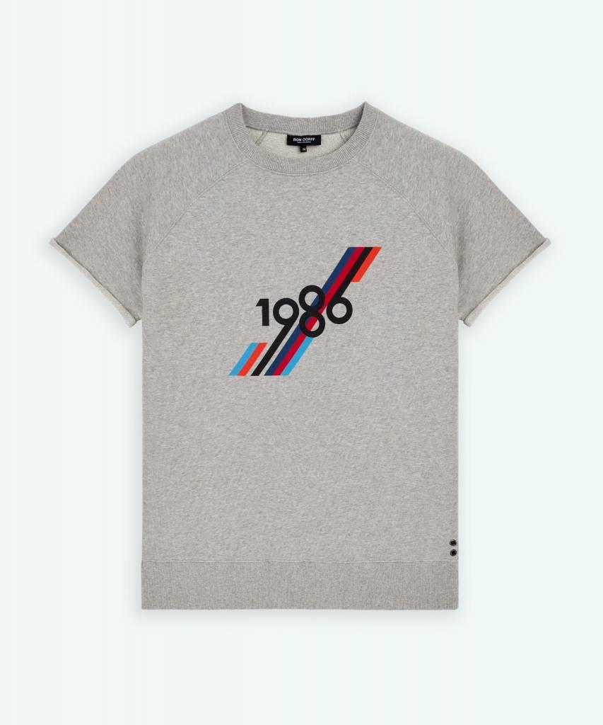 Ron Dorff 1986 Short-Sleeved Sweatshirt
