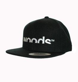 WOODS WOODS Snapback Cap - one size