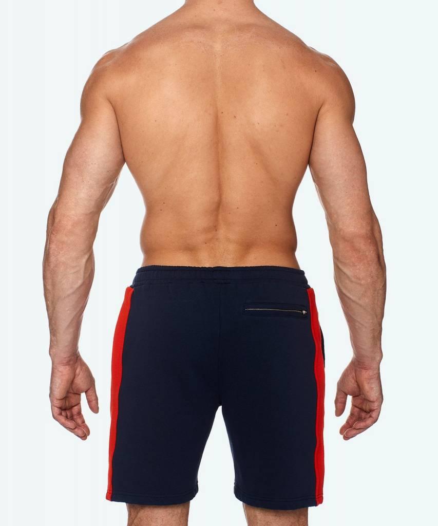 Ron Dorff SIDE STRIPES Jogging Shorts