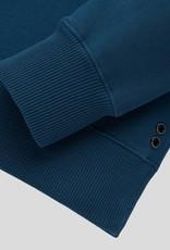 Ron Dorff TEAM MATE (raised embroidery) sweatshirt Baltic Blue