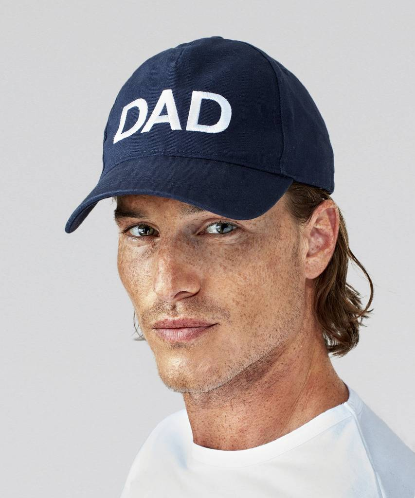 Ron Dorff DAD coach cap Navy