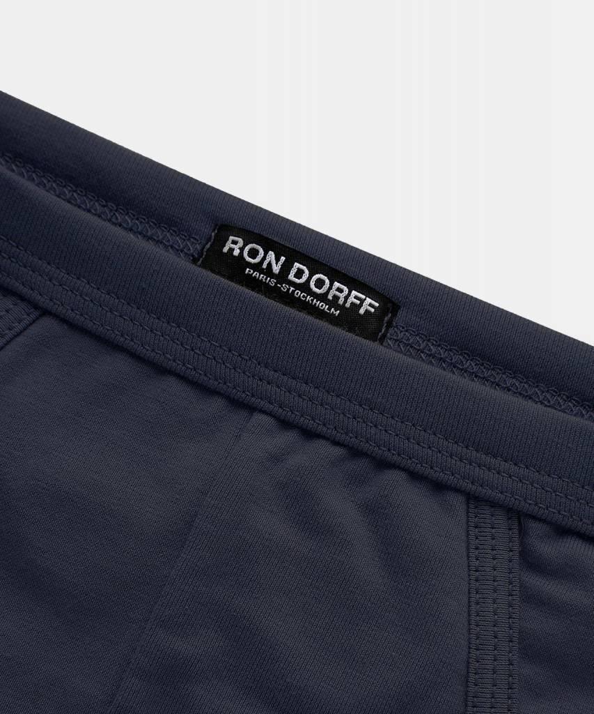 Ron Dorff EYELET EDITION boxer briefs Navy